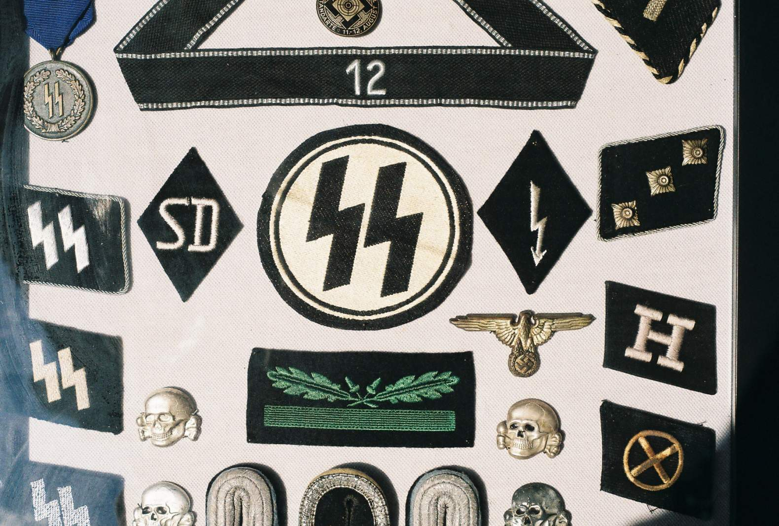 Waffen SS General Insignia