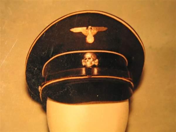 Bob Coleman's cap ca. 1967