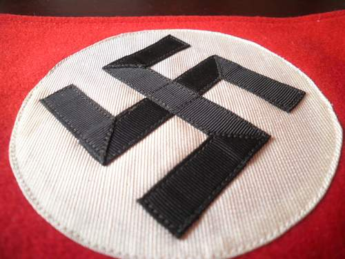 SS Armband no black stripe
