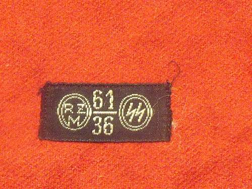 My SS Armband. Is It Real Or Fake?