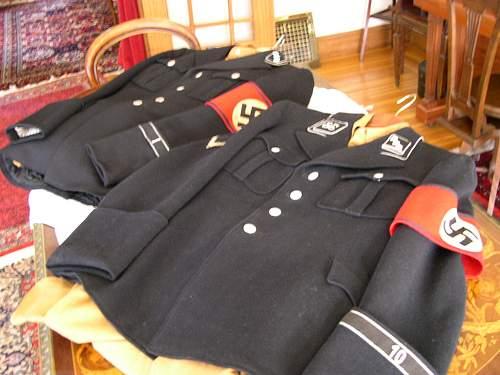 SS 7th. Regiment of Foot cufftitle