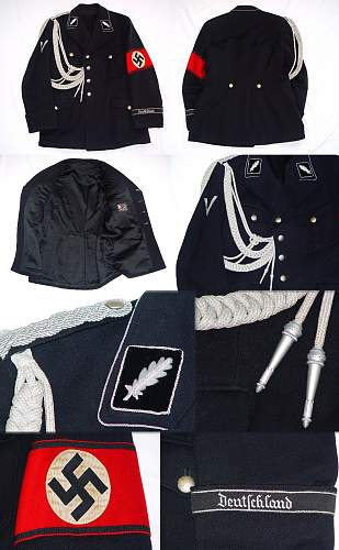 New SS items of interest