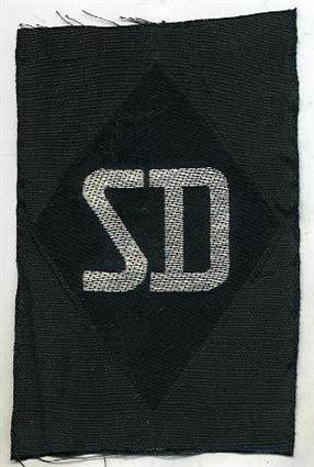 Unissued SD sleeve diamond in Bevo ....... real?