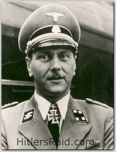 Otto Skorzeny Grouping Sold At Auction