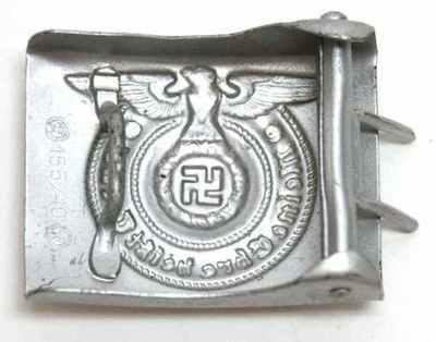 SS em belt buckle,,,good or bad??
