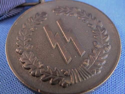 4-year medal