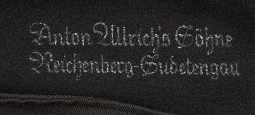 Allgemeine SS greatcoat