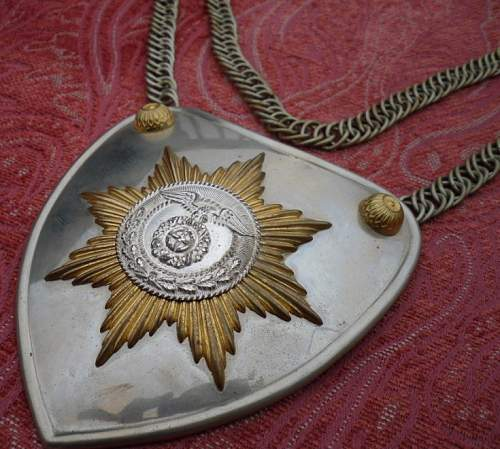 SS/SA gorget added to collection....