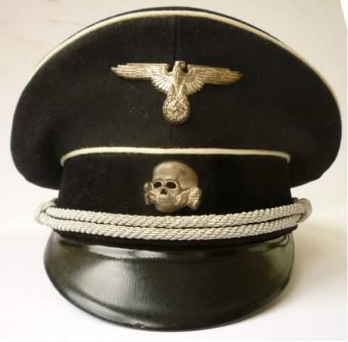 Allg/SS Officers Visor
