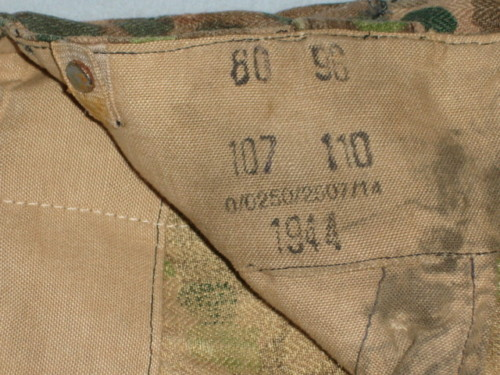 M44-Pea dot camo...