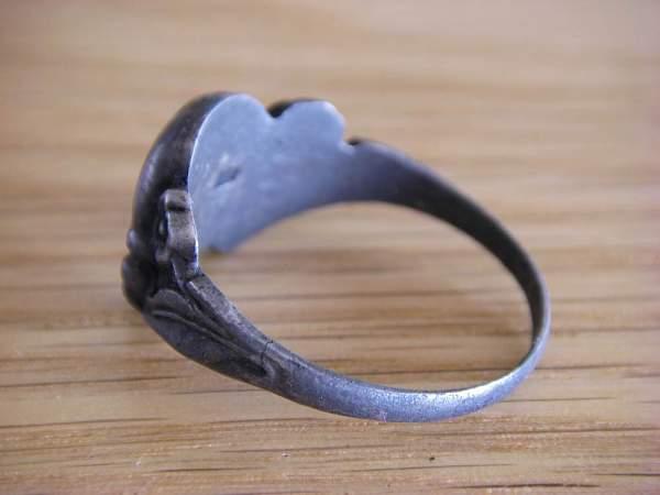SS ring from Demjansk