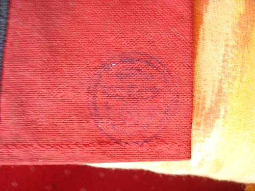 Red SS Armband - Real or Fake?