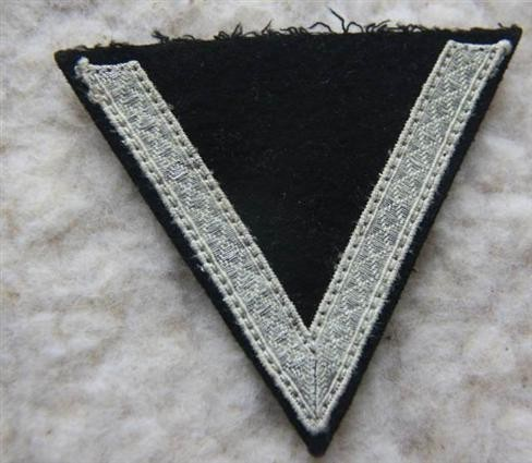 SS Sturmann Sleeve patch? Original or fake?