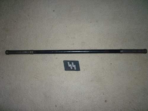 SS Standard or baton ????