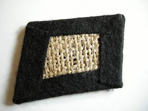 Der Fuhrer Collar Tab