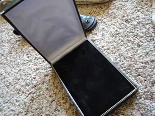 SS award box or fake?
