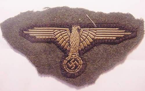opinion on this Bevo sleeve eagle