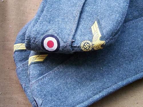 Stripped W-SS M40 Side cap...