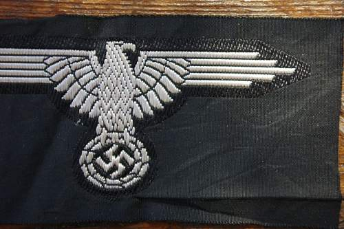 Original or copy:SS Sleeve Eagle
