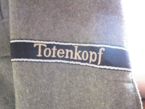 SS Totenkopf Tunic????????????????????????????