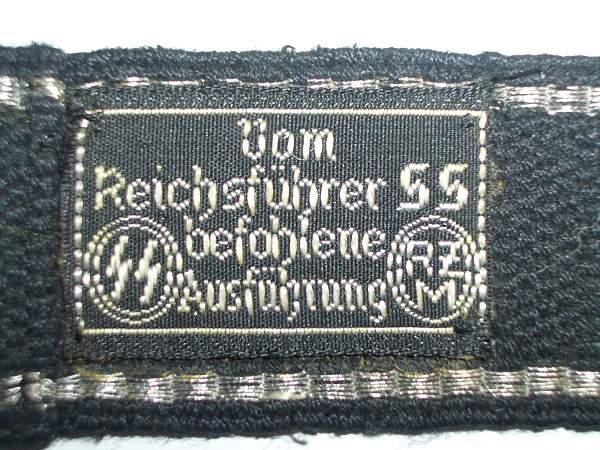 Das Reich Cuff Title