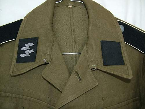 Opinion on ss tunic real/fake?
