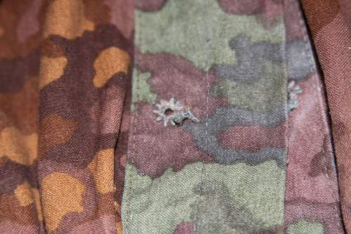 2nd pattern SS camo smock, real?