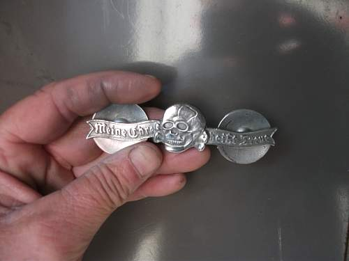 SS Officers Dress Badge
