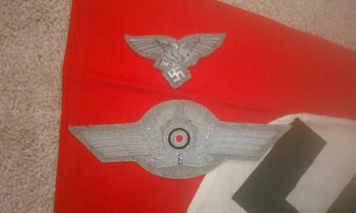 SS Flag