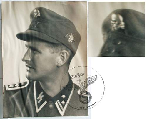 SS Hats - A study of period photos