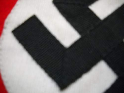 SS armband original or not - please help