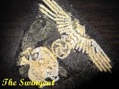 ss black wool trapezoid