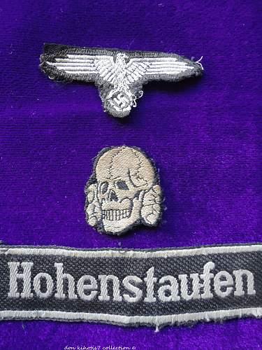My Hohenstaufen Grouping