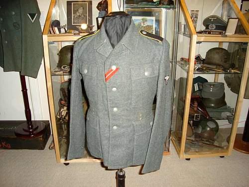 M43 SS tunic