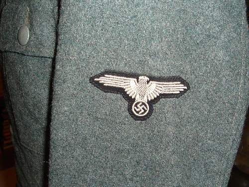 Click image for larger version.  Name:M43_SS_tunic_sleeve_eagle.jpg Views:416 Size:260.7 KB ID:2582