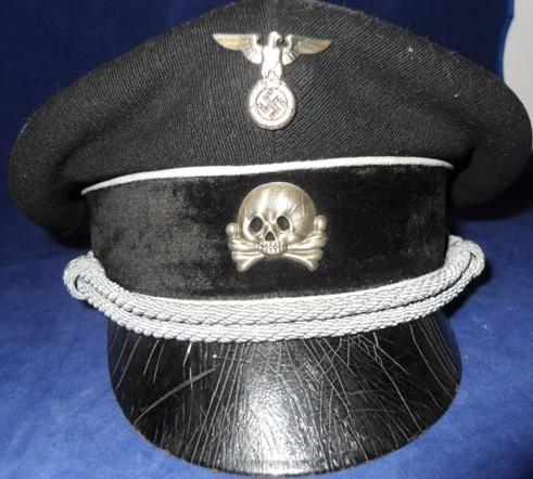 Black Alter Art Cap