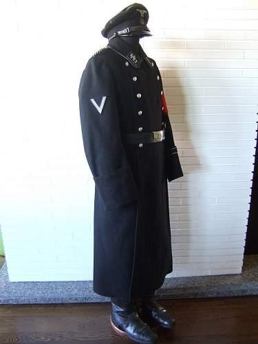 My First Blackie-Der Fuhrer Mantel