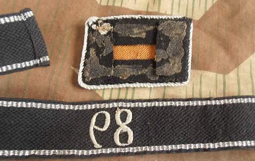 Wiener standarte 89 insignia (1933-35)