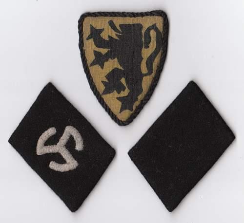 waffen ss flamish freiwillige legion