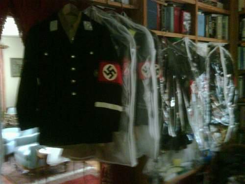 SS M42 LAH Tunic