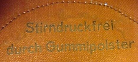 Ribbentrop & Wolff  & SSTV black regalia.