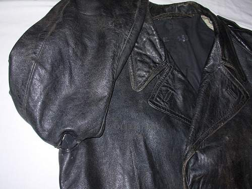 Help please. Pz SS leather jacket & pants