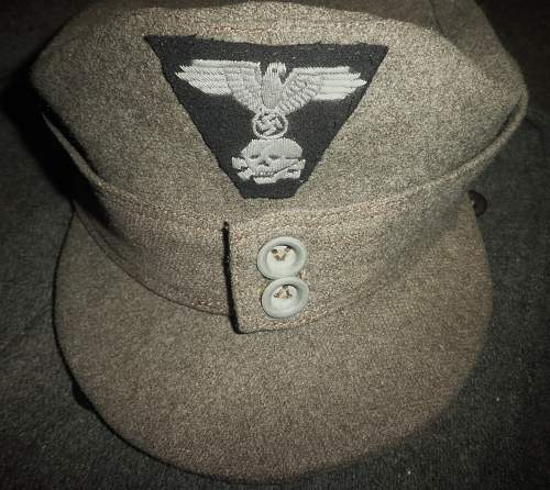 SS assault gunner's tunic
