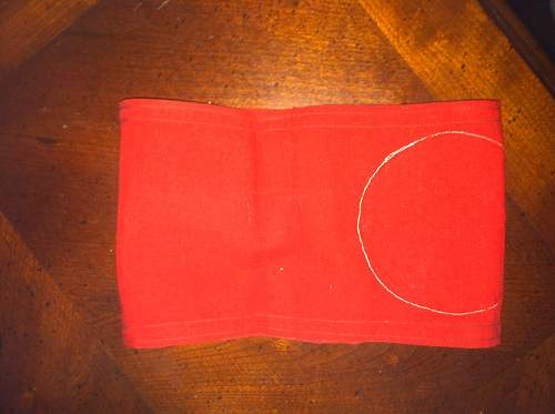 SS armband for opinions please