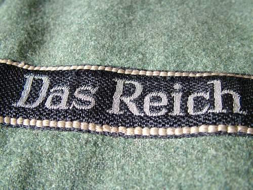 Das Reich, real or fake ?  am definitivsten ja !!!!
