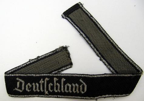 Nice & salty ss deutschland officer flatwire cufftitle