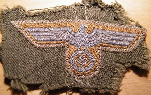 Update on SS Armband Uniform Attached