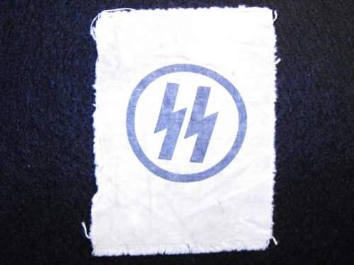 SS Sports Badge?