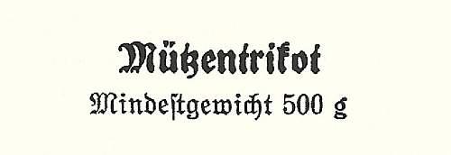 Click image for larger version.  Name:Muetzentrikot .jpg Views:35 Size:61.0 KB ID:293970