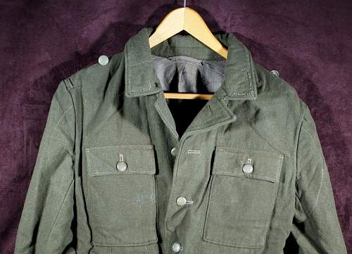 field cap and tunic m42 good or bad?